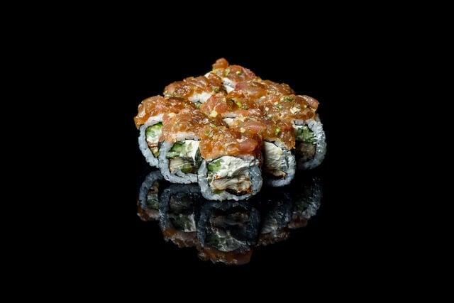 Maguro Sakura Roll
