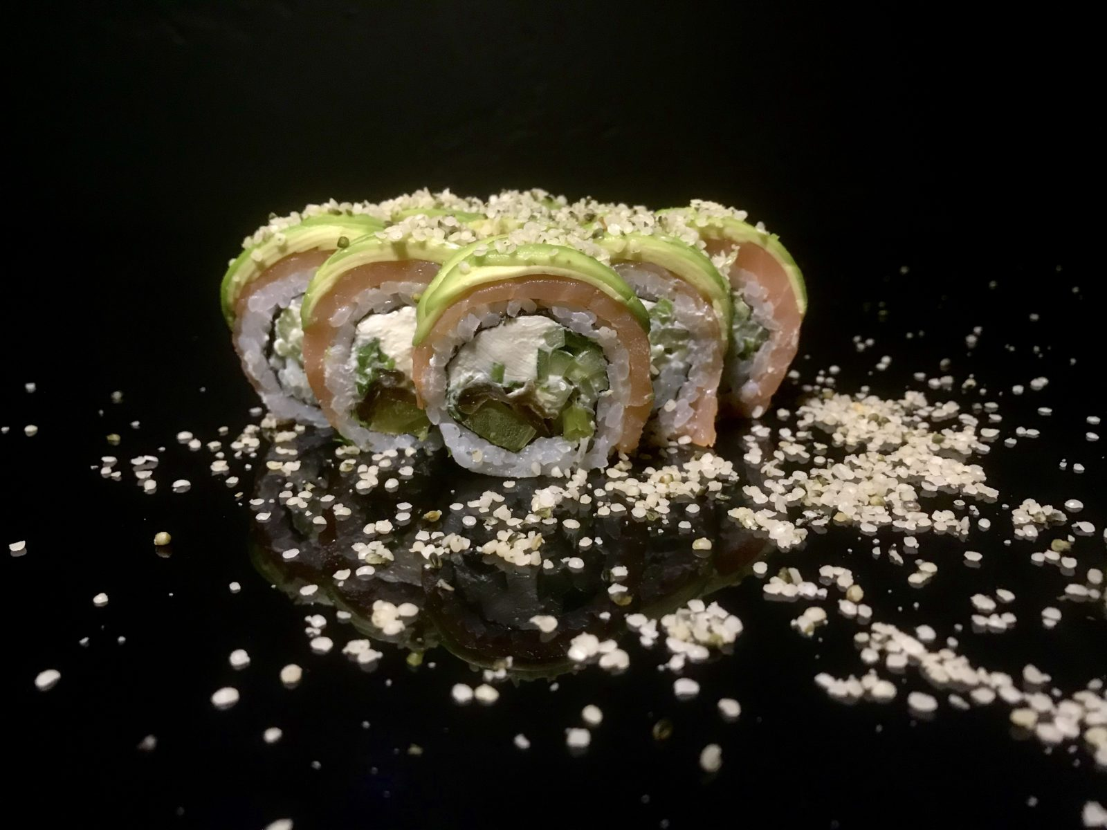 Smoked Cannabis Roll