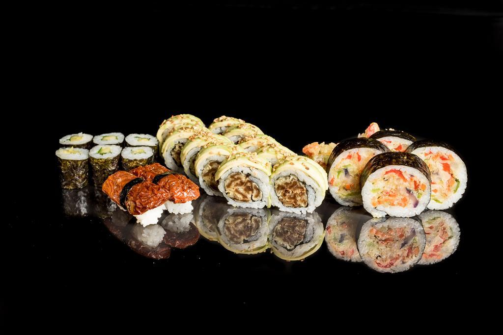 Vegan Set Roll 1 (Large)